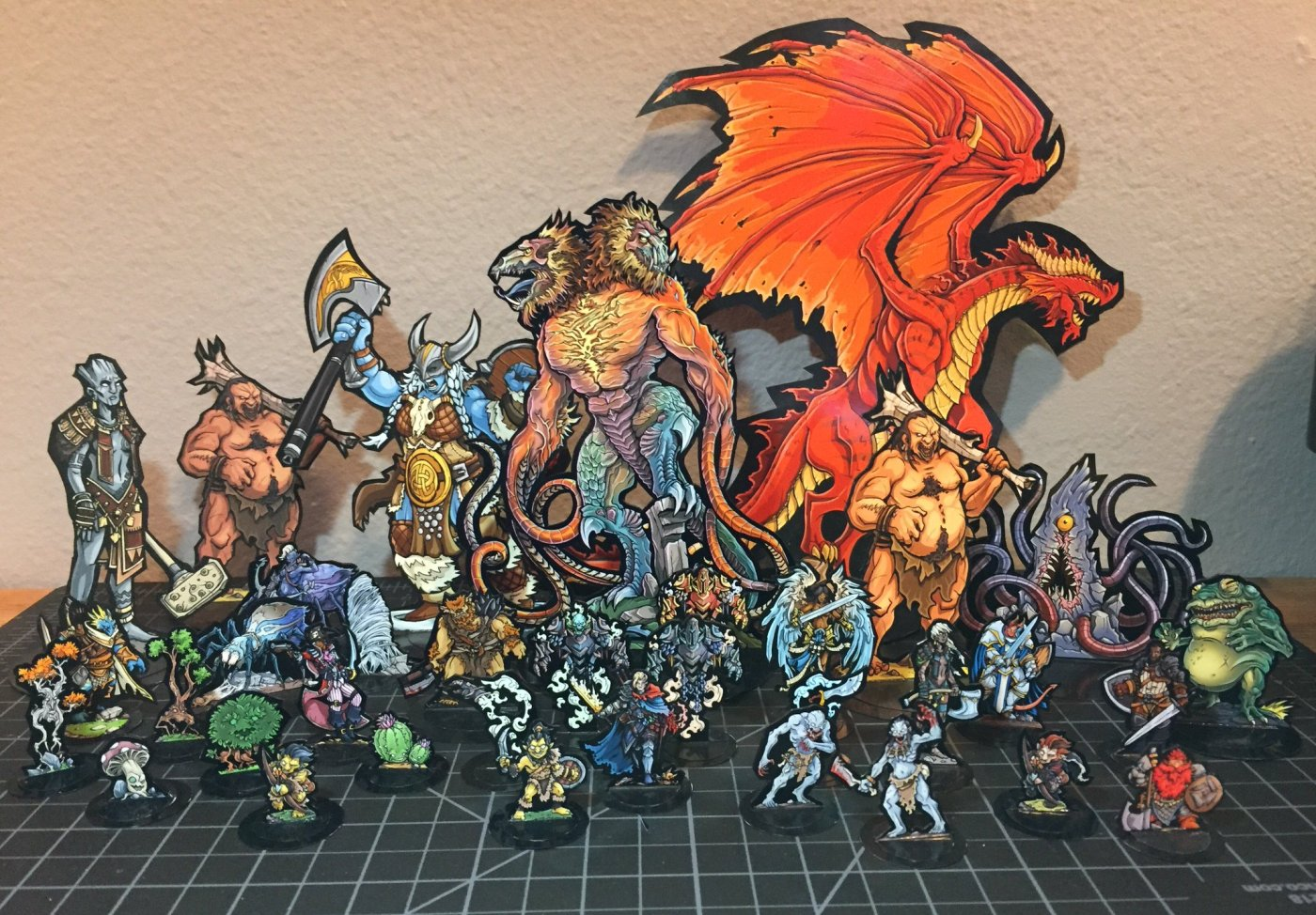 Using Paper Minis and other Props in Your Game – Role